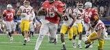 PHOTOS: Ohio State dominates USC 24-7 in Cotton Bowl Classic