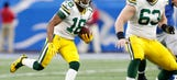 PHOTOS: Packers at Lions