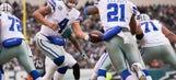 PHOTOS: Cowboys cap 9-7 season with 6-0 win over Eagles