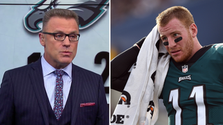 Howie Long: Carson Wentz's injury is 'devastating' for football