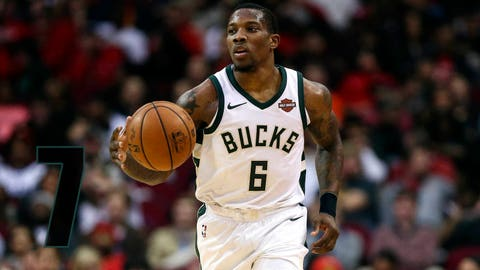 Bucks pull off trade for guard Eric Bledsoe