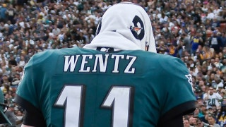 Cris Carter reveals how the Eagles can make it to the Super Bowl without Carson Wentz