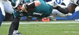 Eagles begin life without Wentz vs. Giants