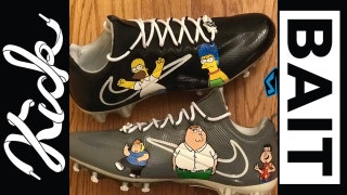 Top 10 NFL cleats from Week 14 | Kickbait