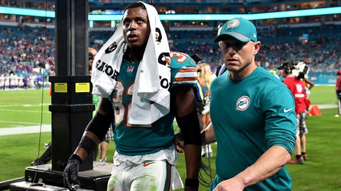 Adam Gase expects Ryan Tannehill to start for Dolphins next season