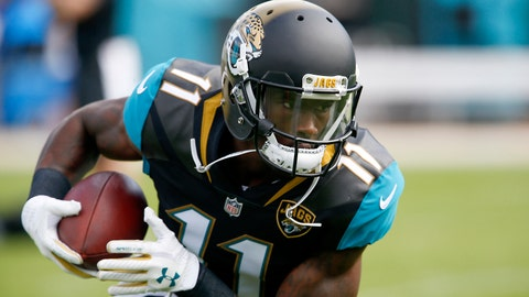 Jaguars WR Marqise Lee says he's planning to play vs. Bills