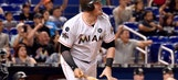 Marlins reach deals with Dietrich, Rojas; Bour, Straily, Realmuto headed for arbitration