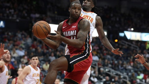 Heat Guard Dion Waiters to Have Season-Ending Ankle Surgery