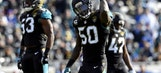 Jaguars nearly back at full health ahead of showdown against Steelers