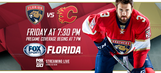 Preview: Panthers try to end red-hot Flames' five-game winning streak