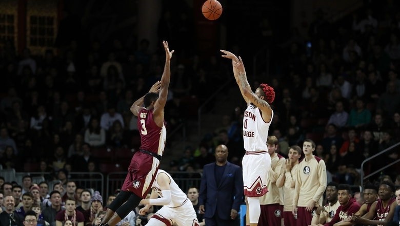 FSU's 2nd-half push comes up short on road against Boston College