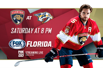 Preview: Panthers finish off back-to-back with showdown against Predators