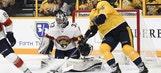 Panthers recall goaltender Samuel Montembeault from Springfield