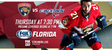 Preview: Panthers hurting in net as they get set to host Capitals