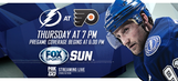 Preview: Lightning road trip continues in Philly vs. streaking Flyers