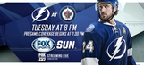 Preview: Second half of Lightning's eight-game road trip picks up in Winnipeg