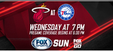 Preview: In final game before All-Star break, Heat take on streaking 76ers