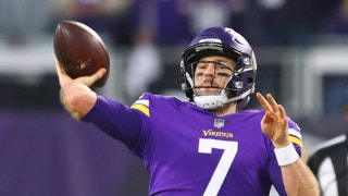 Cris Carter believes Case Keenum is going to have a ton of confidence going into the NFC Championship