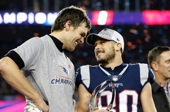 Colin Cowherd thinks Tom Brady added another iconic moment to his legacy on Sunday