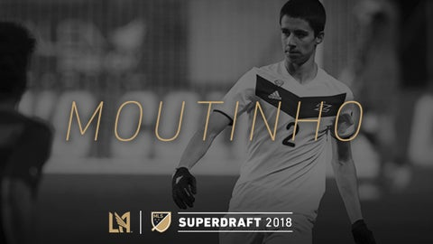 MLS SuperDraft presented by adidas at 10 am CT
