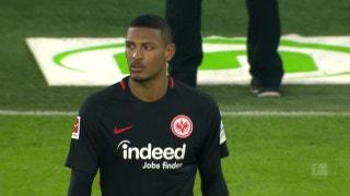 VfL Wolfsburg vs. Eintracht Frankfurt | 2017-18 Bundesliga Highlights