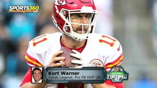 Kurt Warner on Alex Smith: A lot of team will want to get this guy
