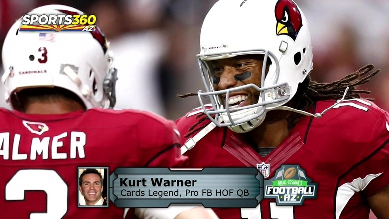 Kurt Warner on Larry Fitzgerald: This is not a done deal
