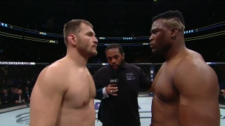 And still: Stipe Miocic defeats Francis Ngannou to defend heavyweight title | HIGHLIGHTS | UFC 220