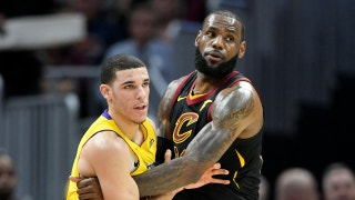 Colin Cowherd's deep dive into the first 34 games of Lonzo and LeBron's rookie seasons