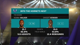 Heat head to the Hornets' nest to take on Kemba Walker, Dwight Howard