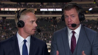 Aikman: Eagles match up well against the Patriots
