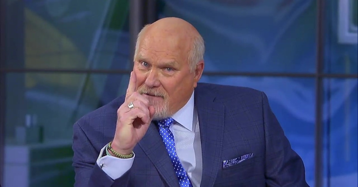 Terry Bradshaw: Playoff pressure nearly made me 'tinkle down my britches leg' (VIDEO)