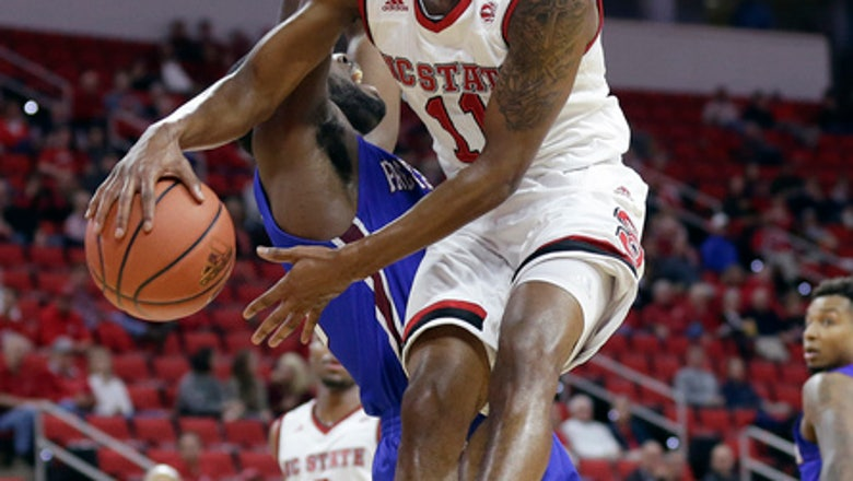 NC State's Johnson cleared to return after charge dismissed
