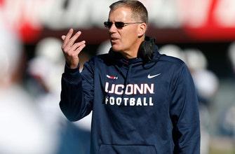 UConn hires Chicago Bears' Dunn as offensive coordinator