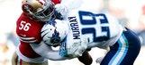 49ers linebacker Reuben Foster arrested on marijuana charge