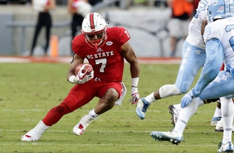 NC State's Hines leaving school early, declaring for NFL