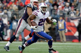 Bills' McCoy in starting lineup for playoff game at Jaguars