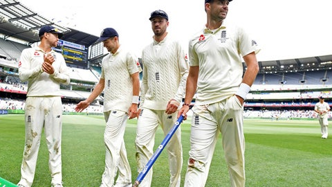MCG pitch for fourth Ashes Test rated as 'poor' by ICC