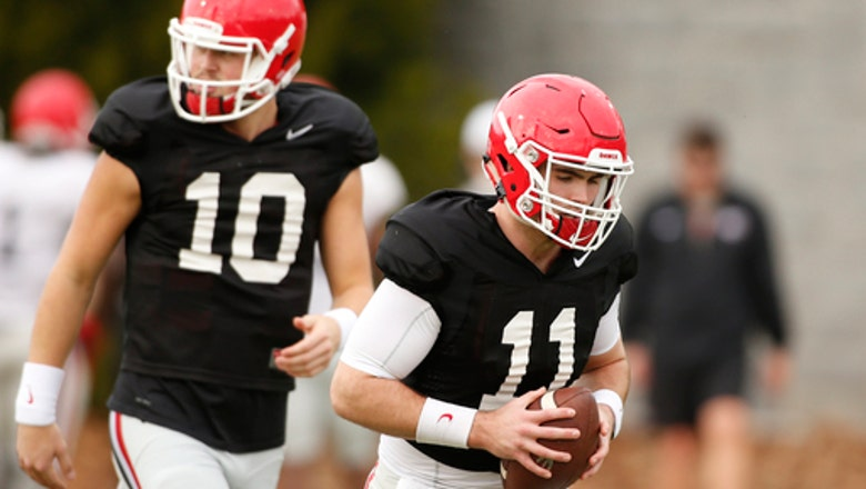 QB Jacob Eason leaving Georgia after losing job to Fromm