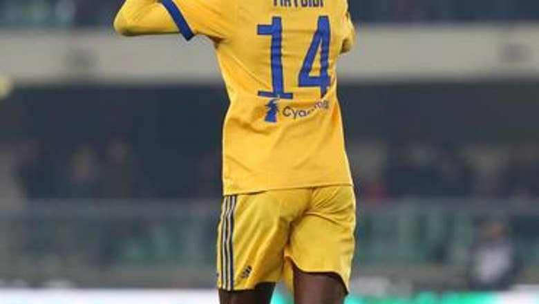 Verona given suspended sentence for racist chants at Matuidi
