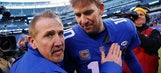 Interim coach Steve Spagnuolo interviews for Giants' top job