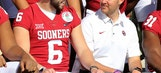 Oklahoma's Riley proves capable in first year as head coach