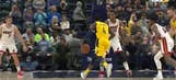 HIGHLIGHTS: Pacers go cold behind the arc in loss to Heat