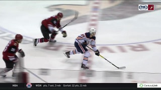 Highlights: Connor McDavid takes over the game, sinks Coyotes