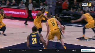 WATCH: Pacers finally get a win against the Jazz in Utah