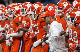 Dabo Swinney promises disappointed Clemson will be back