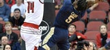 Pitt coach calls out Louisville fan in 77-51 loss