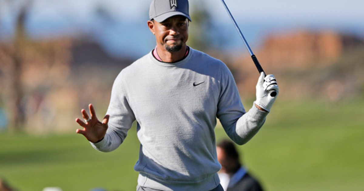 Tiger plans to play Torrey Pines, Riviera on West Coast