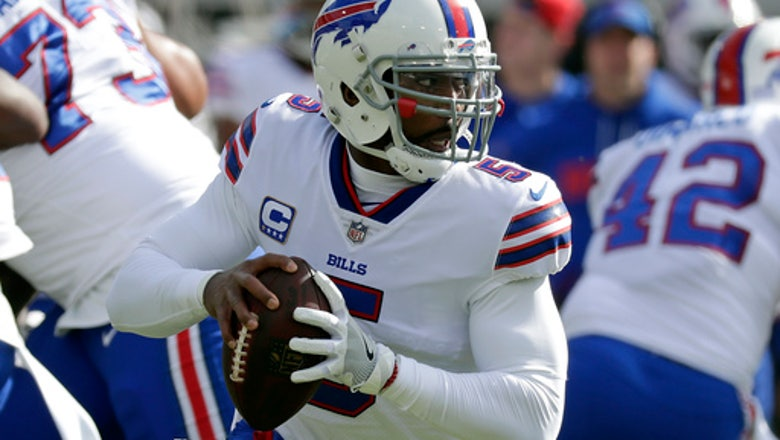 Bills GM keeping options open in deciding QB Taylor's future