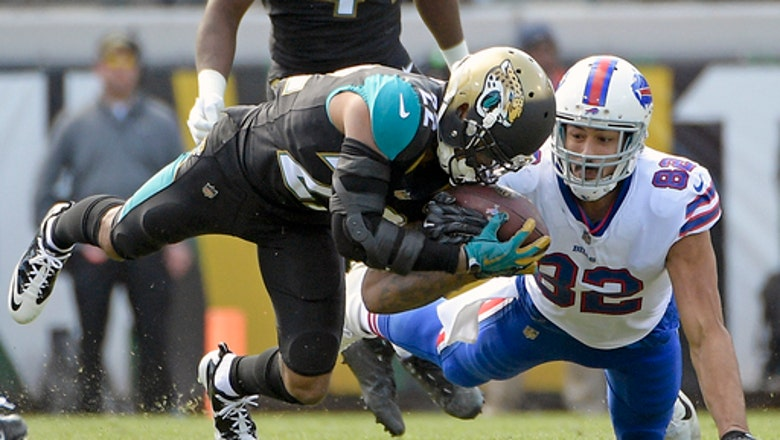 Bills playoff drought over; rebuilding plan to continue